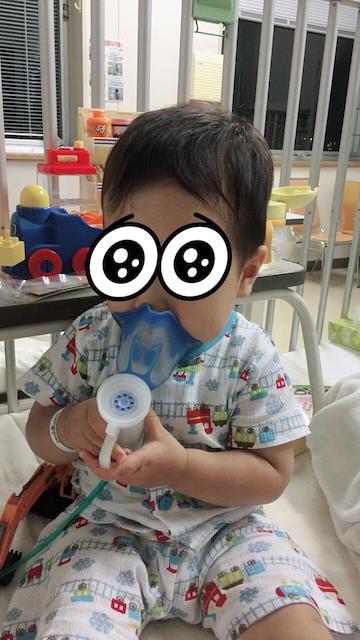 入院 手術 アレルギー 吸引 子供